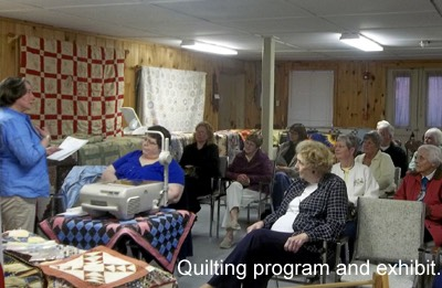 Foto Brentwood 10 Quilting