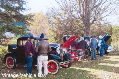 Vintage Vehicle Day